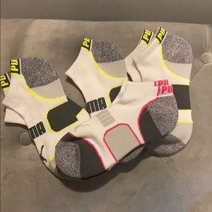 4 pair Puma socks NEW
